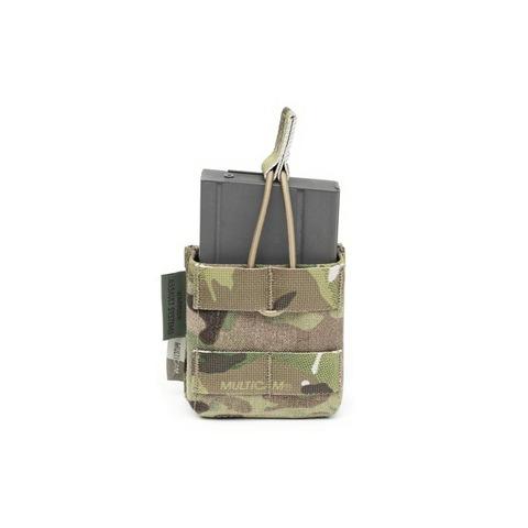 Одинарный подсумок для магазинов с патронами типа .308 (7.62х51) Warrior Assault Systems – купить с доставкой по цене 1286руб.