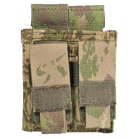 Подсумок для 2-х пистолетных магазинов к пистолетам типа Glock, ПЯ, SIG Saur Warrior Assault Systems – купить с доставкой по цене 2060руб.