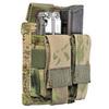 Подсумок для 2-х пистолетных магазинов к пистолетам типа Glock, ПЯ, SIG Saur Warrior Assault Systems – фото 2