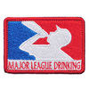 "Шеврон ""MAJOR DRINKING LEAGUE"""