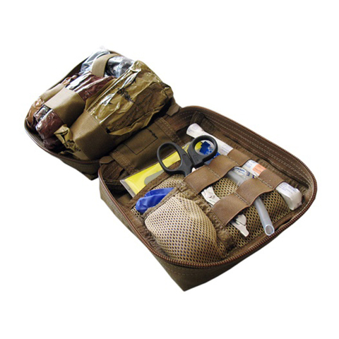 Тактический набедренный подсумок с медицинским комплектом Tactical Medical Solutions – купить с доставкой по цене 28020руб.