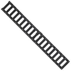 Низкопрофильная накладка на планку Пикатинни Зенит