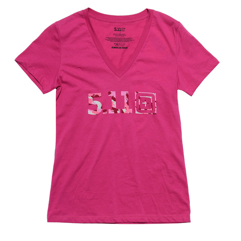 Женская футболка для фитнеса Urban Asault 5.11 – купить с доставкой по цене 1190руб.