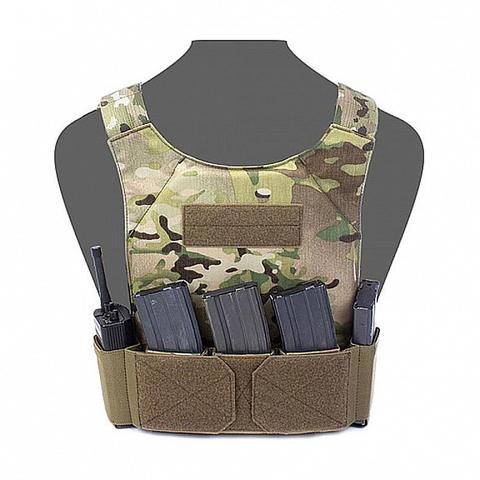 Жилет скрытого ношения для бронепластин Covert Plate Carrier Warrior Assault Systems – купить с доставкой по цене 9 799р
