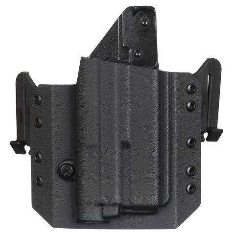 Быстросъемная кобура из Kydex под Glock с фонарём 5.45 DESIGN – купить с доставкой по цене 6500руб.