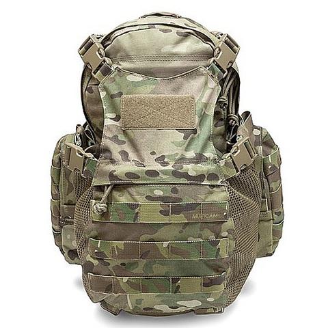 Тактический рюкзак c отделением для шлема Elite Ops Helmet Cargo Pack MC Warrior Assault Systems – купить с доставкой по цене 12415руб.