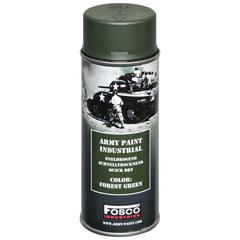 Краска для оружия Forest Green Fosco