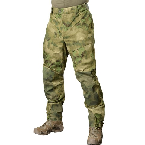 Мембранные влаговетрозащитные штаны