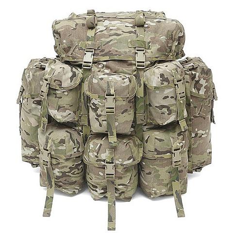 Тактический рюкзак Elite Ops BMF Bergen Warrior Assault Systems – купить с доставкой по цене 18 519р