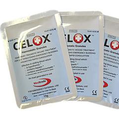 Кровоостанавливающий порошок Celox (15 грамм)