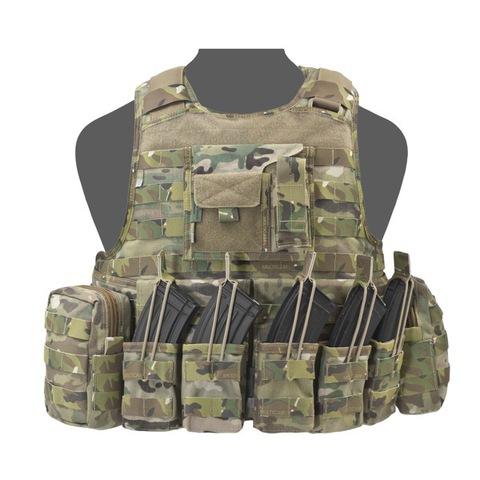 Тактический разгрузочный жилет с подсумками под АК Raptor Warrior Assault Systems – купить с доставкой по цене 29 990р