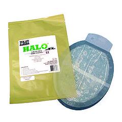 Прозрачный гелевый пластырь при проникающих травмах груди Halo Seals