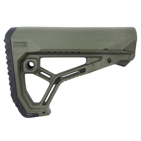 Полимерный приклад GL-Core Green Fab-Defense – купить с доставкой по цене 4550руб.