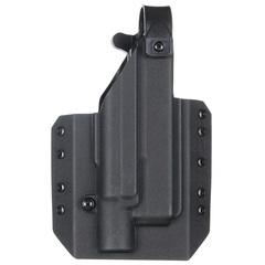 Кобура Level 1 под Glock 17 с фонарём X300 5.45 DESIGN