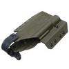 Кобура Level 1 под Glock 17 с фонарём X300 5.45 DESIGN – фото 4