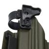 Кобура Level 1 под Glock 17 с фонарём X300 5.45 DESIGN – фото 7