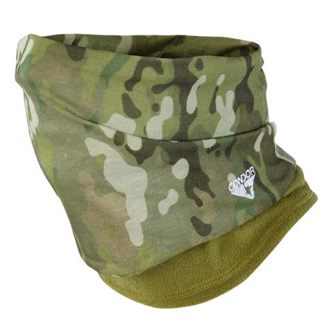 Тактический флисовый шарф-труба Condor – купить с доставкой по цене 0руб.