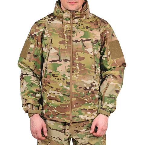 Тактическая куртка Softshell Summit Condor – купить с доставкой по цене 10 190р