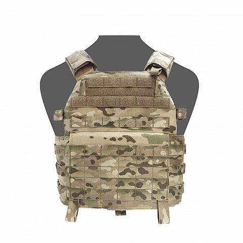 Тактический жилет для бронепластин DCS Releasable Warrior Assault Systems – купить с доставкой по цене 17756руб.