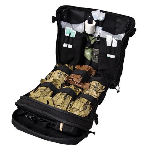Тактическая сумка-рюкзак с медицинским комплектом R-AID BAG Tactical Medical Solutions – купить с доставкой по цене 45145руб.