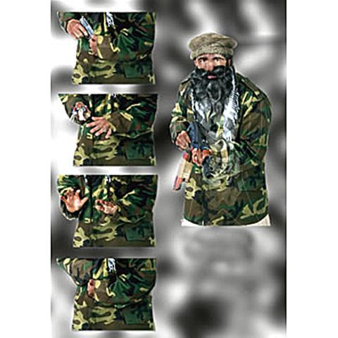 Серия тактических мишеней для стрельбы. Мишень №5 ESP – купить с доставкой по цене 290руб.