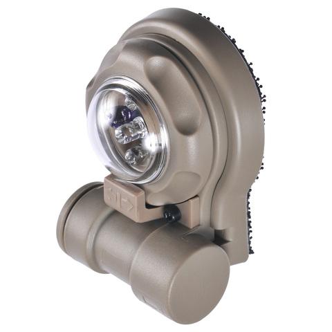 Двухстороннее крепление на шлем инфракрасного маркера Adventure Lights – купить с доставкой по цене 3390руб.