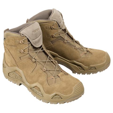 Тактические ботинки Z-6S GTX FR Lowa – купить с доставкой по цене 14900руб.