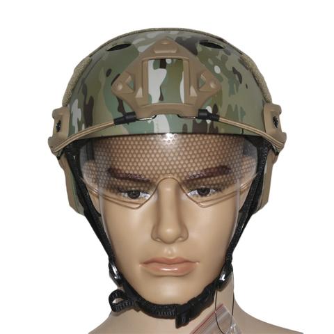 Визор для пластикового шлема – купить с доставкой по цене 590руб.