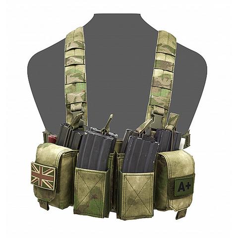 Тактический разгрузочный жилет Pathfinder Warrior Assault Systems – купить с доставкой по цене 11325руб.