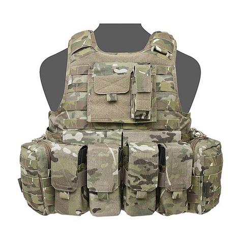Тактический разгрузочный жилет Raptor M4 Warrior Assault Systems – купить с доставкой по цене 32689руб.