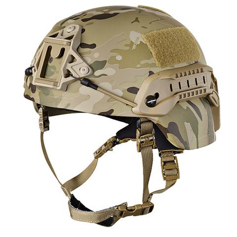 Баллистический шлем с защитой ушей 'СПАРТАНЕЦ 2' 5.45 DESIGN – купить с доставкой по цене 70 200р