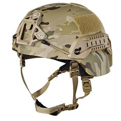 Баллистический шлем с защитой ушей