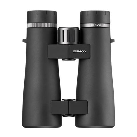 Бинокль BL 8x52 HD Minox – купить с доставкой по цене 44500руб.