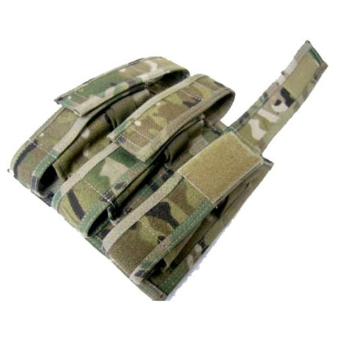 Подсумок для магазинов пистолет-пулеметов OPS Triple MP5 Ur-Tactical – купить с доставкой по цене 507 р