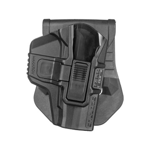 Поворотная кобура для пистолета Макарова с рычагом для фиксации Scorpus Fab-Defense – купить с доставкой по цене 3500руб.