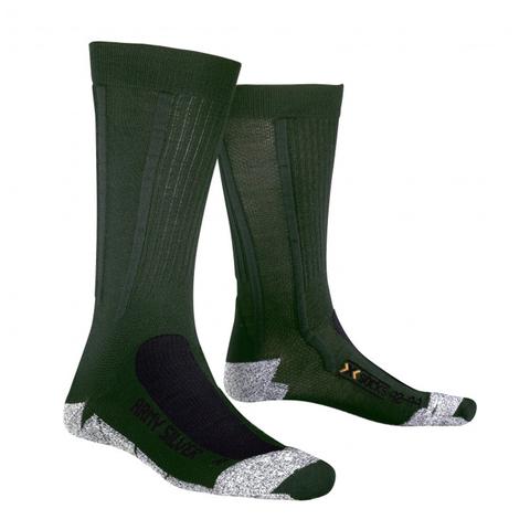 Носки Army Long X-Socks (X-Bionic) – купить с доставкой по цене 2 400р