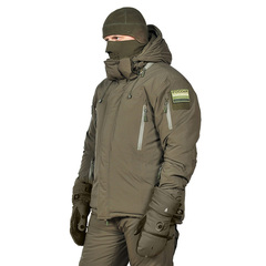 Тактическая зимняя куртка Ирбис 2.0 5.45 DESIGN