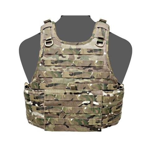 Тактический жилет для бронепластин Ricas Compact Warrior Assault Systems – купить с доставкой по цене 19 718 р
