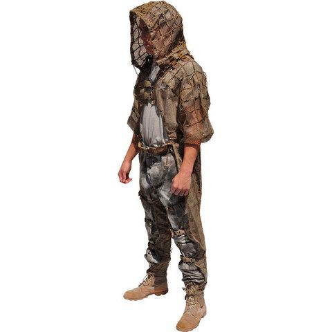 Максировочная сетка-халат A-Tacs FG King Cobra Tacitcal Concealment – купить с доставкой по цене 31990руб.