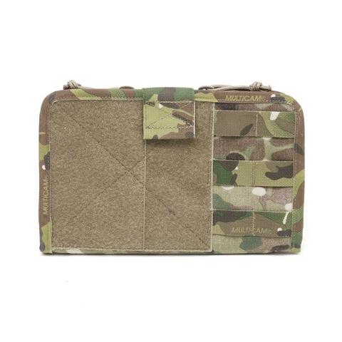 Улучшенная командная панель c липучками Velcro Warrior Assault Systems – купить с доставкой по цене 3529руб.