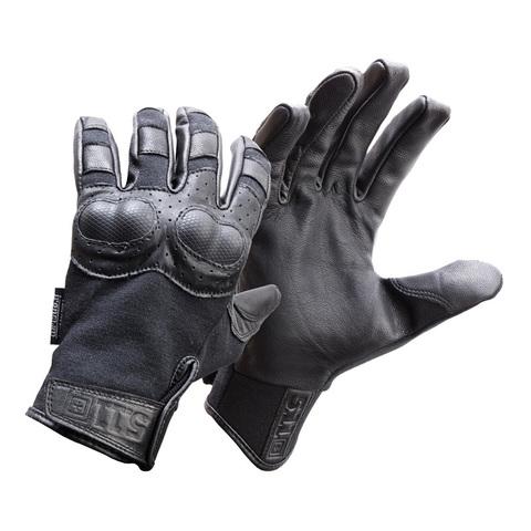Тактические перчатки с кевларовой защитой запястья Hard Time 5.11 – купить с доставкой по цене 0руб.