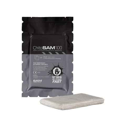 Кровоостанавливающая повязка 7,5 х 183 см ChitoSAM Sam Medical – купить с доставкой по цене 4085руб.