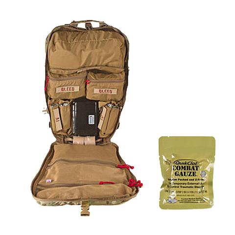 Тактический рюкзак-аптечка с комплектом медикаментов и принадлежностей NAR-4 North American Rescue – купить с доставкой по цене 203050руб.