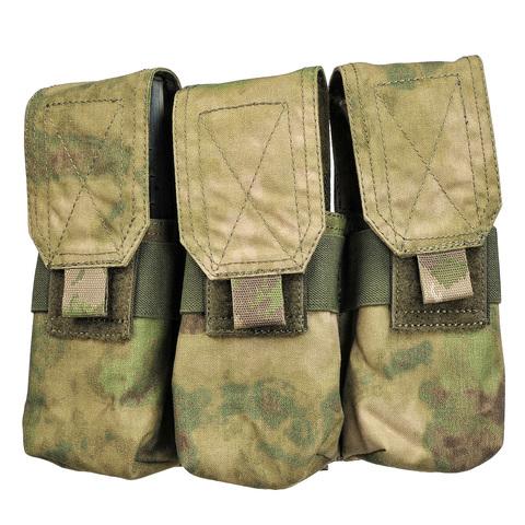 Тройной закрытый подсумок для АК Warrior Assault Systems – купить с доставкой по цене 2 823р