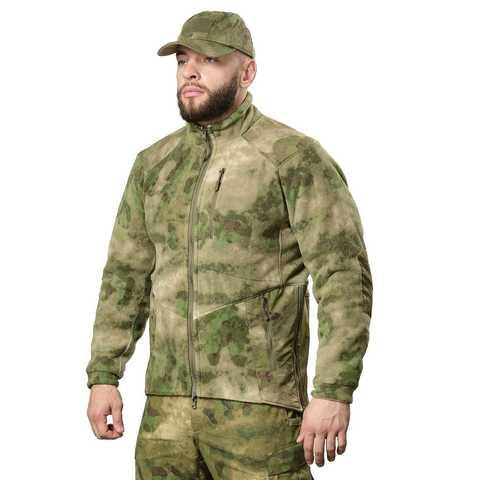 Двусторонняя флисовая куртка 'Хамелеон' 5.45 DESIGN – купить с доставкой по цене 6 290р