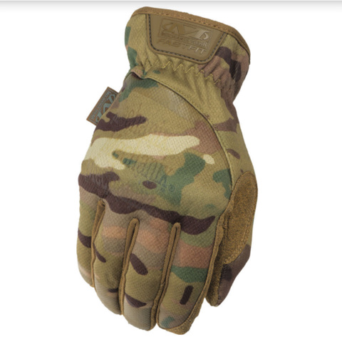 Тактические перчатки FastFit Mechanix – купить с доставкой по цене 1 500 р
