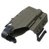 Быстросъёмная кобура Level 1 под Glock 17 с фонарём X300 5.45 DESIGN – фото 5