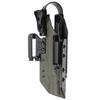 Быстросъёмная кобура Level 1 под Glock 17 с фонарём X300 5.45 DESIGN – фото 6