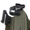 Быстросъёмная кобура Level 1 под Glock 17 с фонарём X300 5.45 DESIGN – фото 7