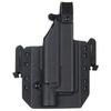 Быстросъёмная кобура Level 1 под Glock 17 с фонарём X300 5.45 DESIGN – фото 8